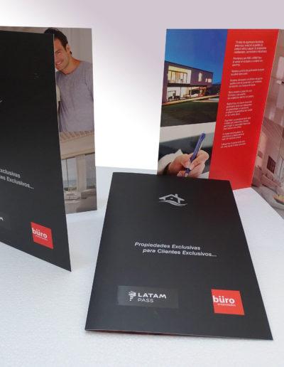 Brochure Inmobiliaria Buro Propiedades